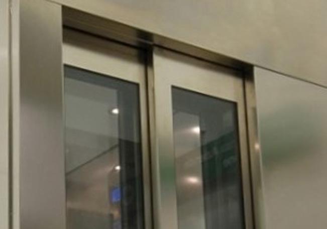 apertura central 2 hojas para ascensores