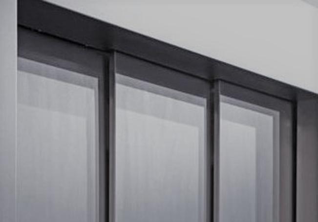 apertura unilateral 3 hojas para ascensores