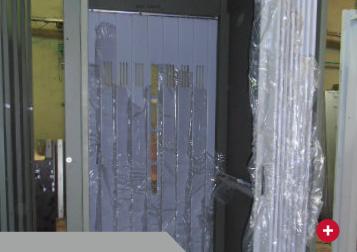 puerta tablilla doble acceso