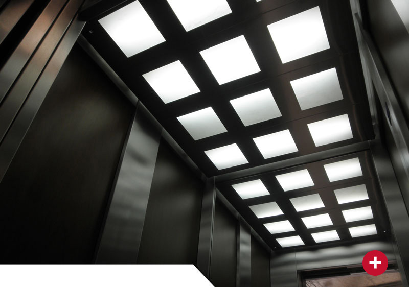 cabinas queen para ascensores