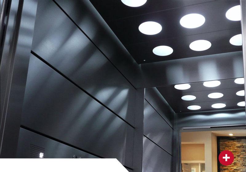 cabinas stone para ascensores