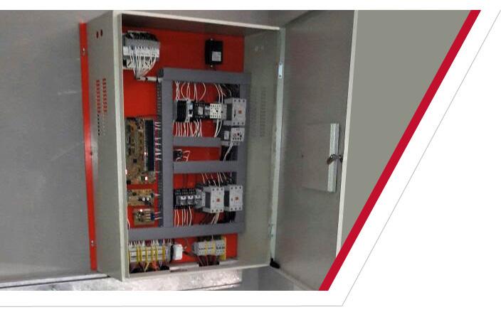 controlador ascensores hidraulicos